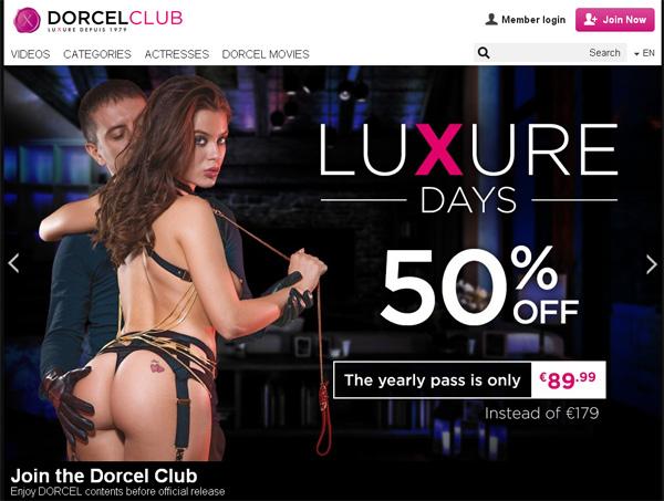 Dorcel Club Review Site
