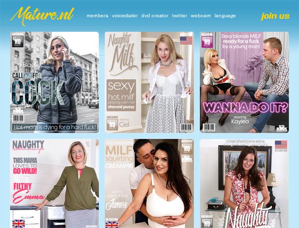 Mature.nl Clips4sale