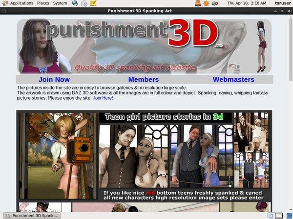 Punishment3d.com Porn Movies