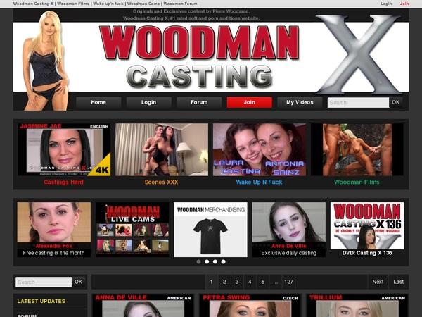 Woodman Casting X Free Xxx