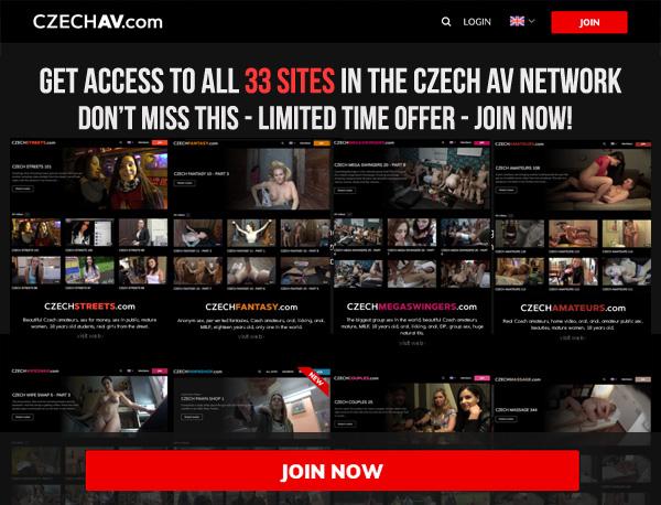Czech AV Discount Membership Deal